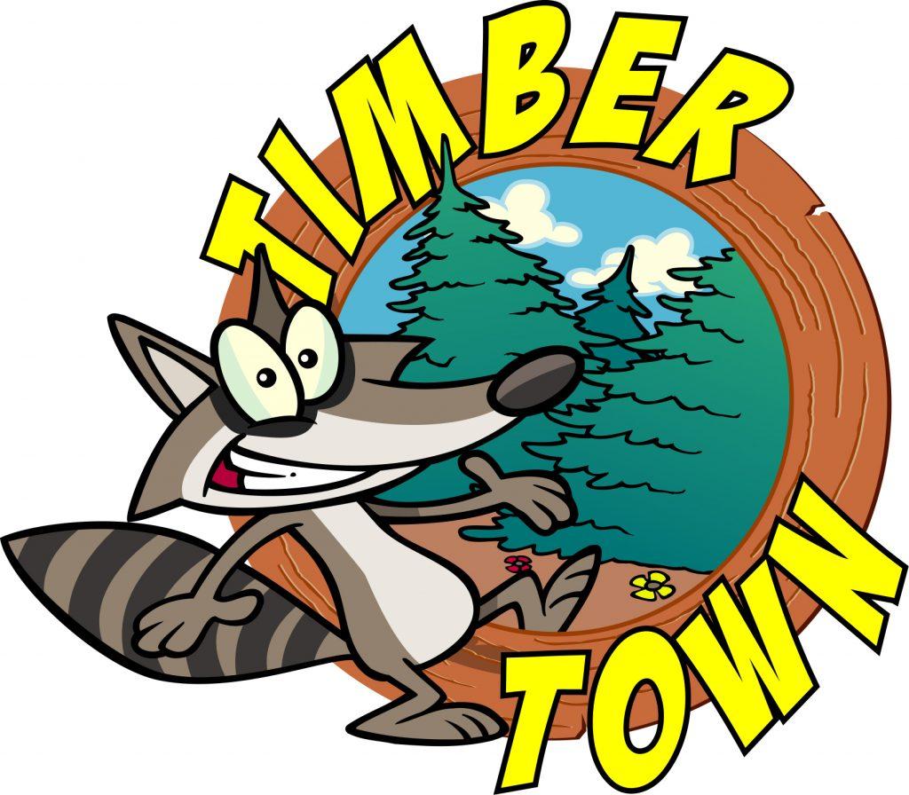 Timber Town Logo