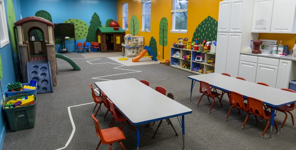 Timber Town Children's Classroom