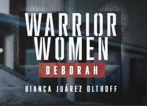 Warrior Women Study Graphic